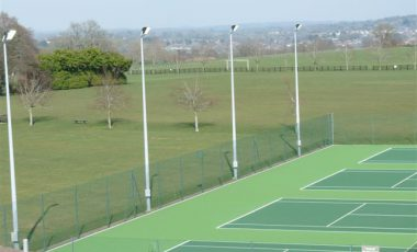 Corfe Mullen Tennis Courts